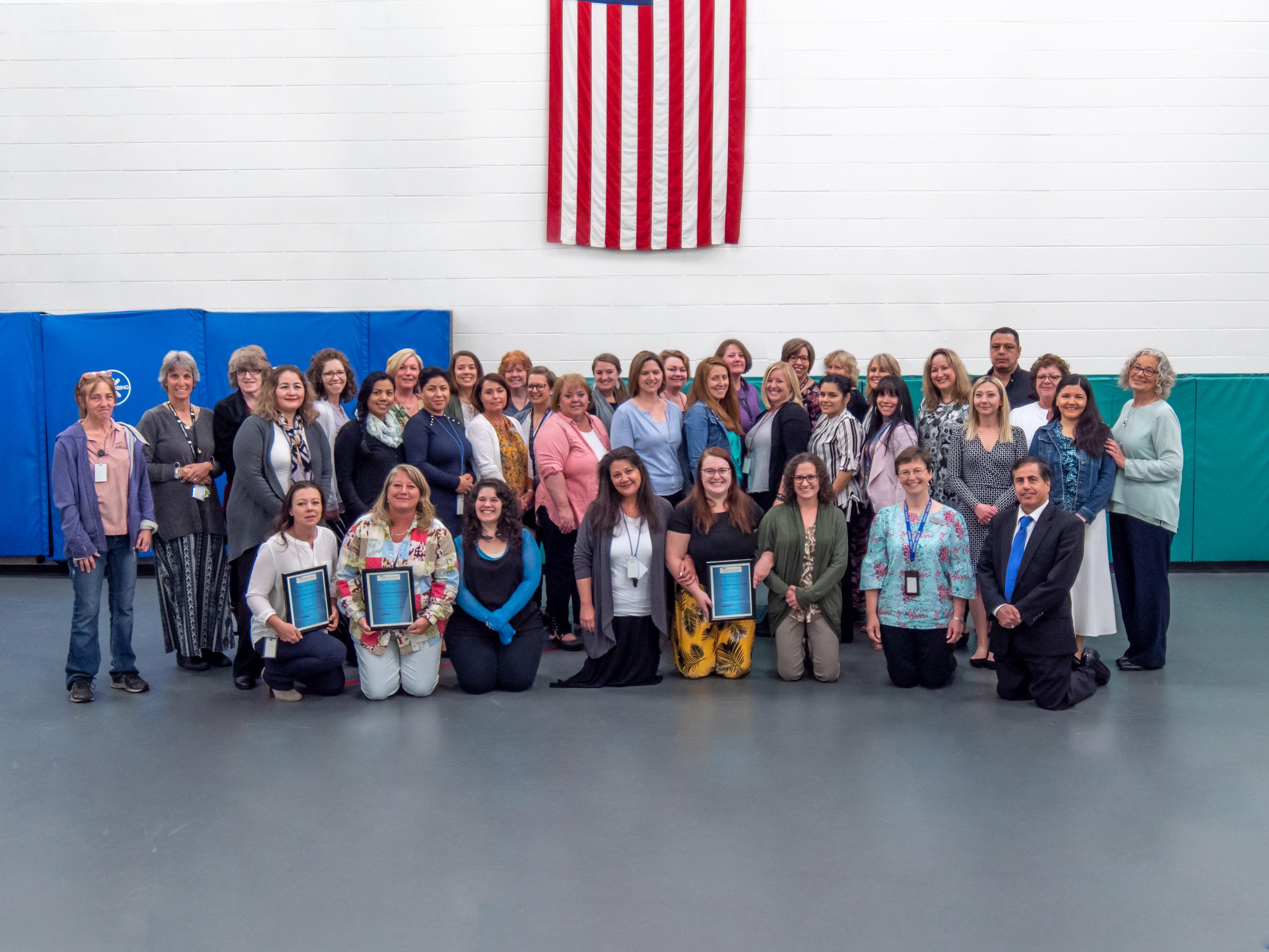 Northridge Elementary School Staff